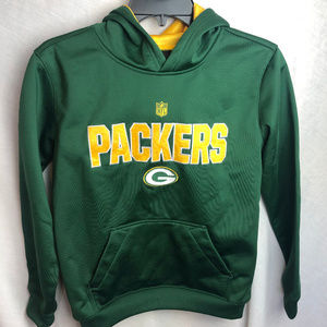 Green Bay Packers Hoodie Football Performance